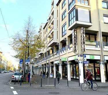 Vollmöbilierte, moderne und gemütliche Wohnung in der City mit gr. Loggia!