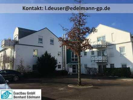 Kapitalanleger gesucht !!Schöne 3-Zimmer-Wohnung mit ca. 64² im Dachgeschoss mit Balkon!