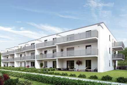 Erstbezug: stilvolle 2-Zimmer-Wohnung mit Balkon in Straubing