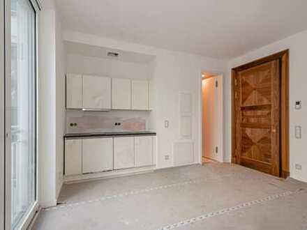 1-Raumwohnung mit Einbauküche im hochwertigen Neubau !