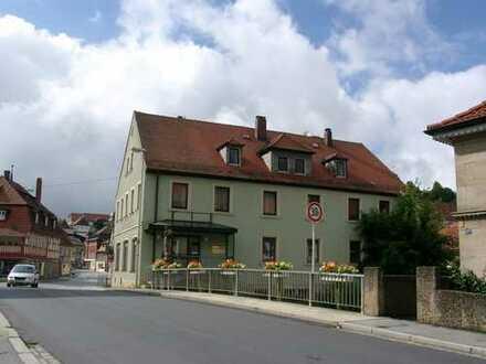 Wohnung in ruhiger aber zentraler Lage in Kronach