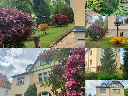 Sanierte 4,5-Raum-Wohnung mit Balkon und Einbauküche in Dresden