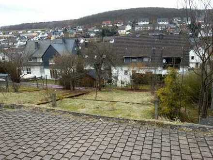 Baulücke mit guter Aussicht in Rudersdorf
