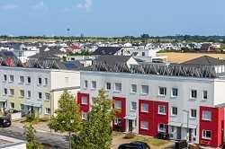 Große Traum-Penthouse-Wohnung mit Loggia und Weitblick KfW 55