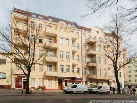 Vermietete Gewerbeeinheit mit 3,45% Rendite in begehrter Charlottenburger Lage