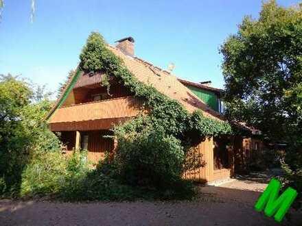 + Maklerhaus Stegemann + 5,95 % + Wohnhaus mit gehobener Ausstattung und paradiesischen Garten