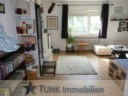 Schickes 1-2 Zimmer-Appartement mit EBK in Kahl, Nähe Badesee