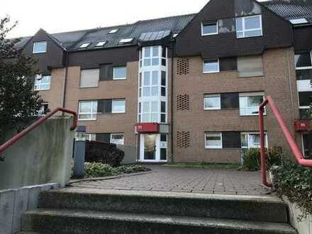 Sehr gepflegte 4-Zimmer-Penthouse-Wohnung mit Süd-Balkon in Marl-Hüls