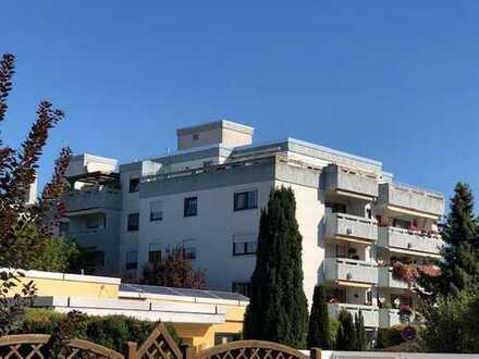 Heddesheim - großzügige Penthousewohnung mit 2 Terrassen