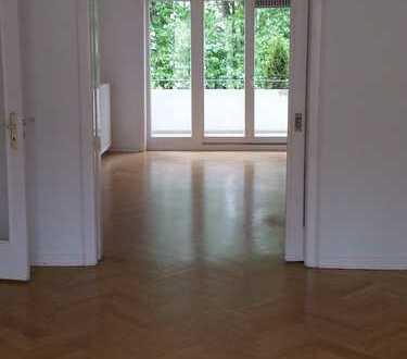 3-Zimmer Wohnung in einem Stadthaus mit 4 Wohneinheiten in der beliebten Augengegend