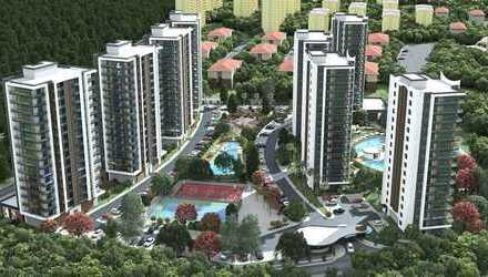 Antalya: Exklusiv, moderne 3-Zi. Neubau-ETW Bj. 2019 im beliebten Erholungsort Antalya