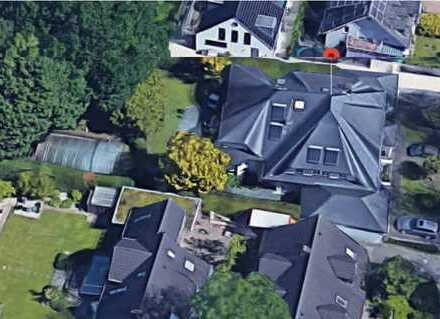 Exclusive Villa mit variabler Einliegerwohnung mit neun Zimmern in Münster, Mauritz-Ost