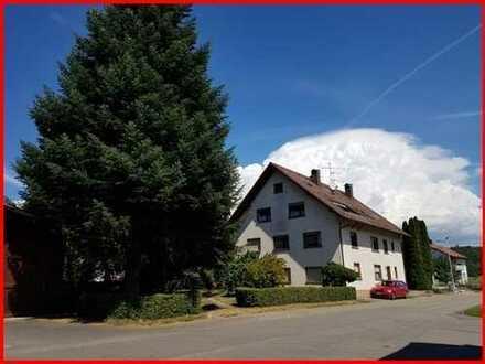 Zweifamilienwohnhaus mit Ausbaupotential in Albbruck