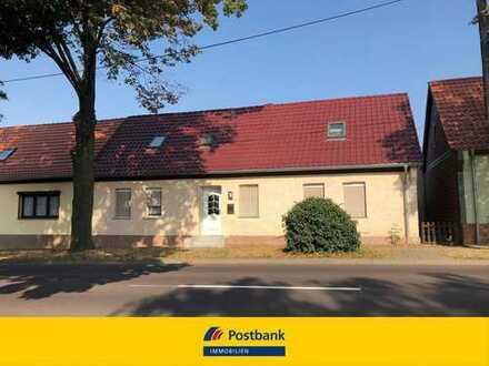 Erwerb einer Doppelhaushälfte in Aschersleben-Schackenthal