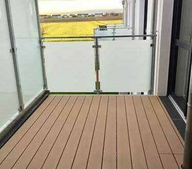Neubau/Erstbezug! Komfort 2-Zi.-Wohnung mit ca. 8 m² Balkon in Köfering