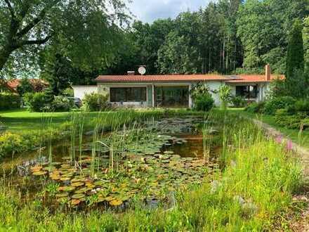Idyllisches Anwesen auf dem Land nahe München