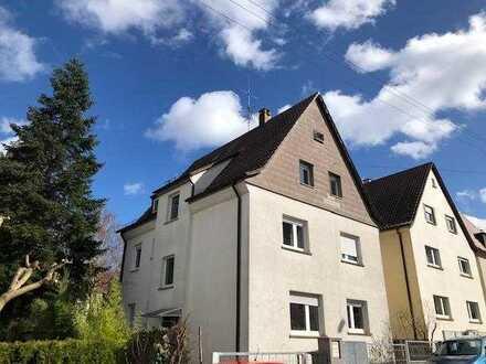 3-Zimmer-Wohnung mit Terrasse in ruhiger- dennoch zentraler Lage!