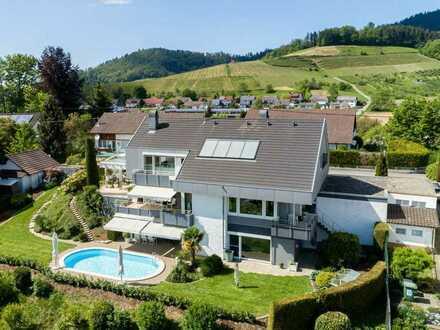 Luxuriöses Anwesen der Extraklasse mit attraktivem Außenpool