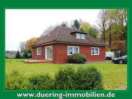 Möbliertes Einfamilienhaus in Ostrhauderfehn! Ruhige Lage!