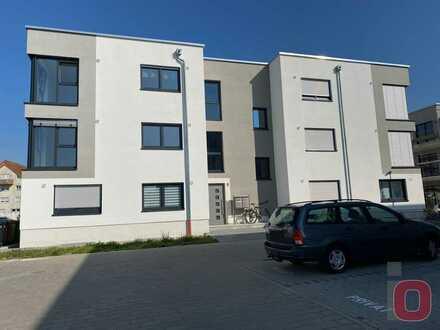 """Modern Wohnen im Neubaugebiet """"Schmittsberg 2"""" Attraktive 2 -ZKB Neubau-Wohnung mit Balkon"""