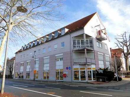 Solide vermietete 2-Zimmer-Eigentumswohnung in Meißen-Cölln