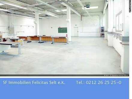 Produktions-/Lagerhallen m. Büros u. 2 LKW Zufahrten!