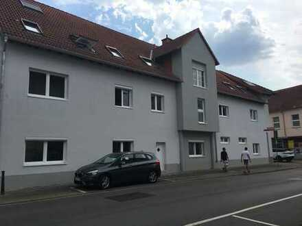 Erstbezug nach Sanierung: Schöne Wohnung in Somborn ab 01.07