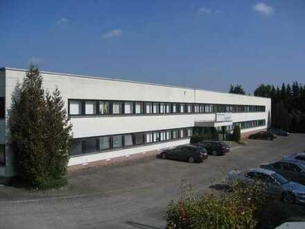Betriebs-, Produktions- und Lagerhallen mit Büroflächen in Büren, Industriegebiet West
