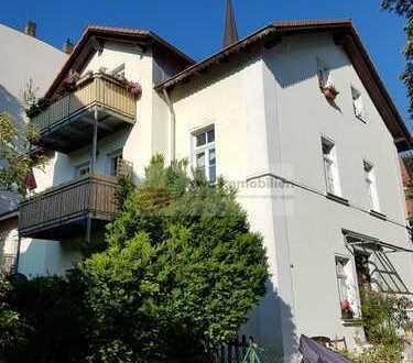 // Erdgeschosswohnung mit Terrasse und eigenem Garten in Plagwitz //