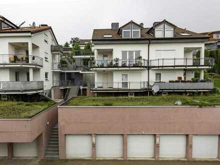 3-Zimmer Wohnung mit eigenem Eingang und attraktivem Grundriss in Wilhelmsfeld