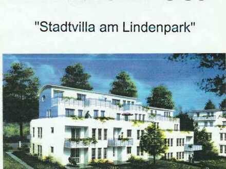 Heilbronn-Ost; Stadtvilla am Lindenpark; 3-Zimmerwohnung mit 2 Balkonen