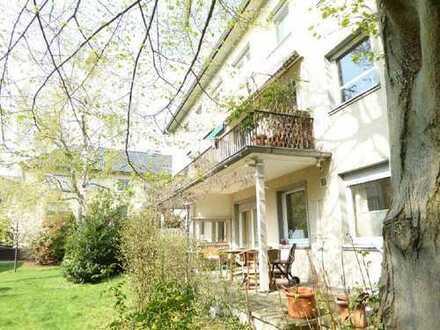 Frankfurt-Eschersheim - Wunberbare Terrassenwohnung in Bestlage