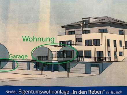 Erstbezug mit hochwertiger EBK/Terasse/Loggia: außergew. 2-Zimmer-Wohnung in Hausach