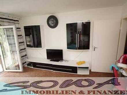 4 Zimmer Wohnung in Neuburg mit Gartenanteil und Garage - Ein Objekt von Ihrem Immobilienexperten...