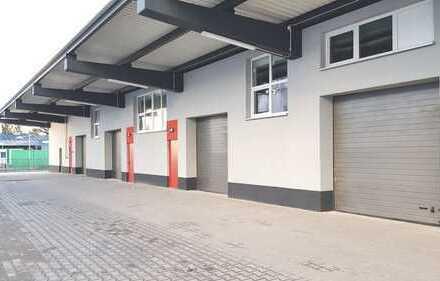 Revitalisierte Gewerbefläche in Steglitz| ebenerdig | beheizt