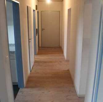 Sanierte 3-Zimmer-Wohnung mit Balkon und EBK in Hattersheim am Main