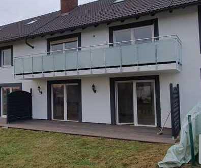 Familienfreundliches wohnen. Reihenmittelhaus mit großen Garten in Buttenwiesen