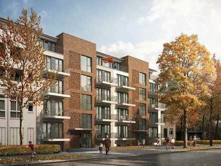 Schöne 3-Zimmerwohnung mit 2 Balkonen im zentralen Hulsberg-Viertel