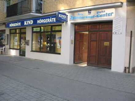 KIND - Ladenlokal im Mittelpunkt von München-Giesing