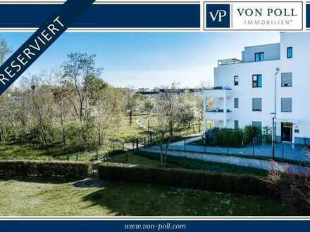 Modernes Wohnen im Wohnpark Wendenschloß