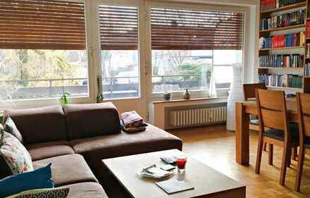 Exklusive 4 Zimmer Wohnung! Hell und großzügig in ruhiger und bevorzugter Lage!