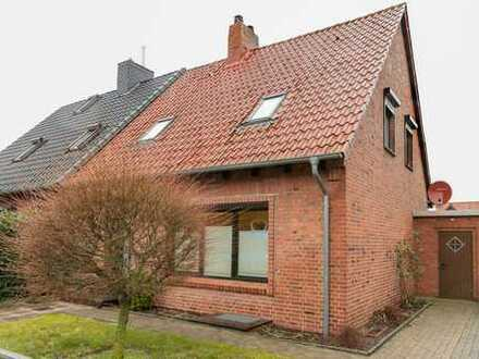 Doppelhaushälfte in Sulingen zu verkaufen