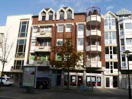 Helle Büro-/ Praxisetage zu vermieten im gepflegtem Geschäftshaus in der Neusser City