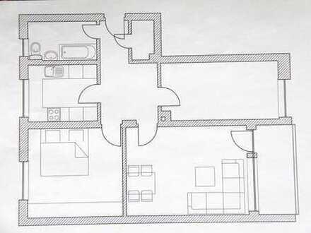Schöne, helle 3 Zimmer Wohnung in München