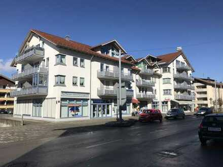 Wohnen in zentraler Lage in Sonthofen