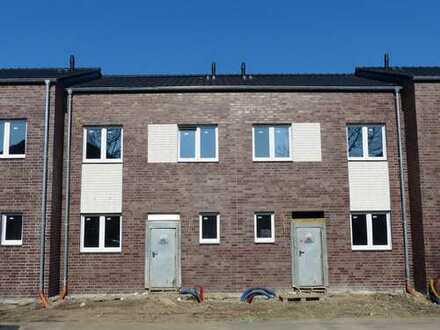 Familienfreundliches Neubau-Reihenhaus in Hochmoor