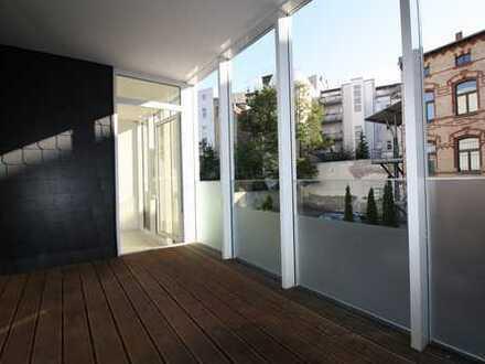 Moderne 3-Raumwohnung mit Balkon