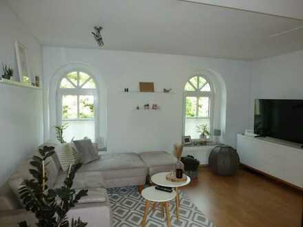 Sehr schöne Wohnung auf 2 Ebenen in ruhiger Lage von Rees