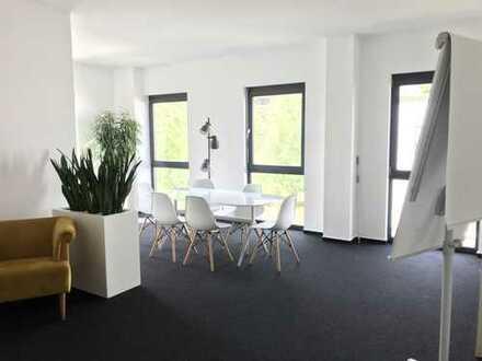 Büro-Etage 395 m² - ohne Provision!