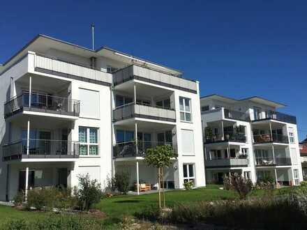 3-Zimmer-Neubauwohnung in zentraler Lage von Balingen mit sonnigem Balkon und Einbauküche
